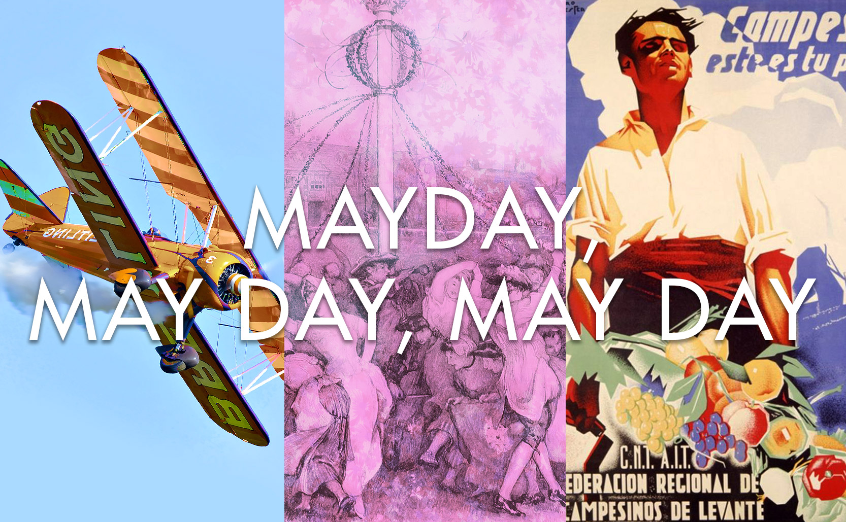 Read more about the article Mayday, May Day, May Day