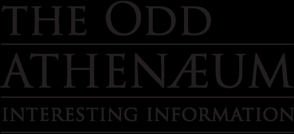 logo Odd Athenaeum, Interesting Information