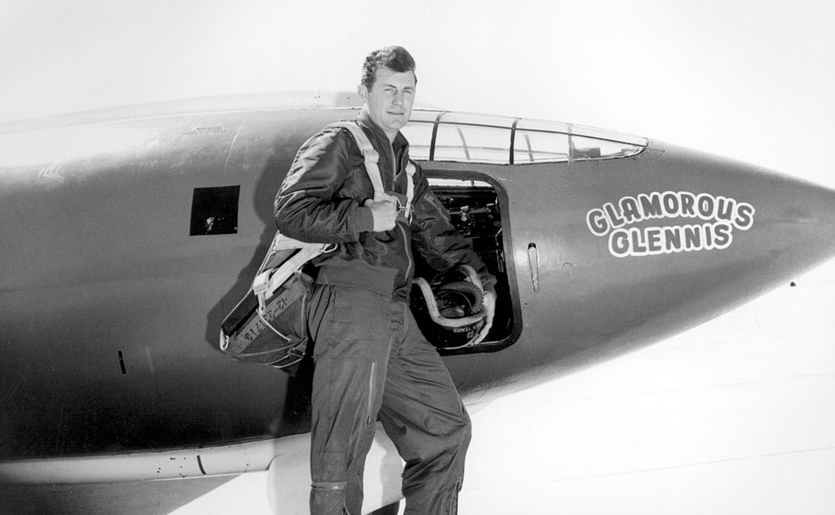 The Chuck Yeager Pilot Voice