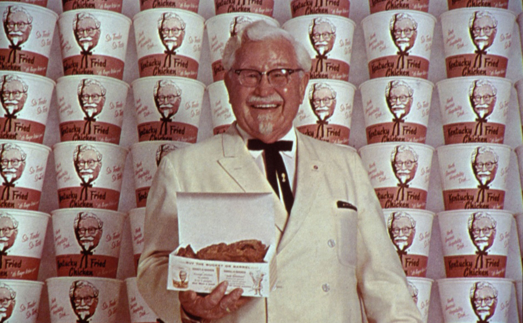 Colonel Sanders … Not A Military Colonel