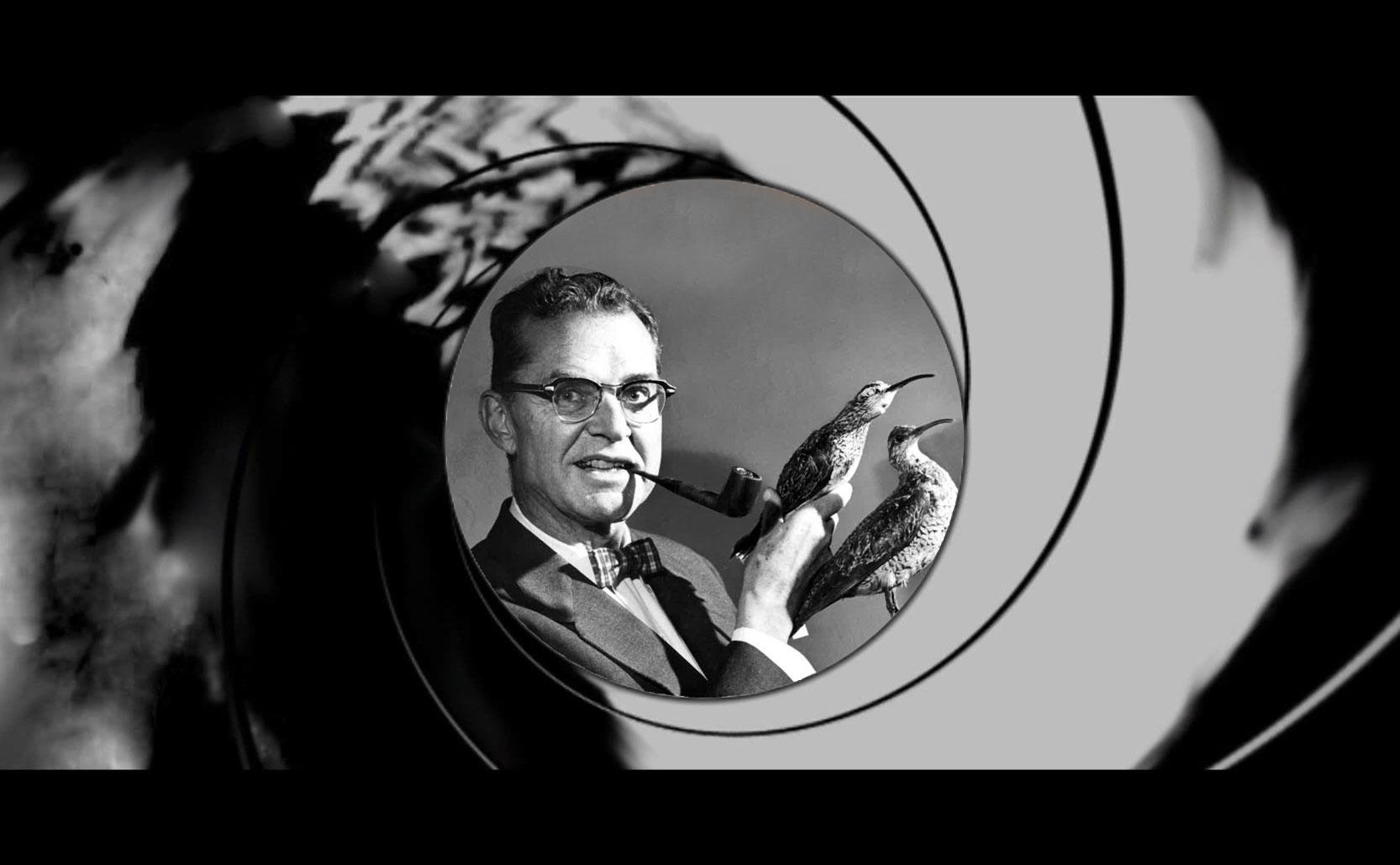 Read more about the article Bond … James Bond, ornithologist