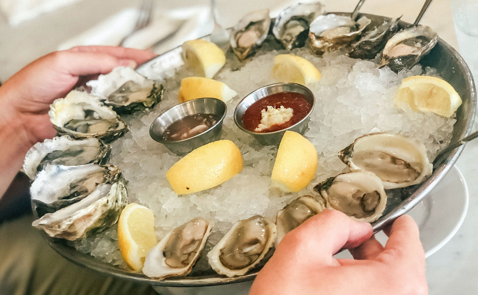 Read more about the article 8 months of Oysters