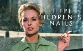 Tippi Hedren's Nails