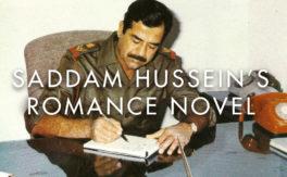 Saddam Hussein's Romance Novel