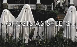 Ghosts As Sheets