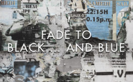 Fade to Black … and Blue