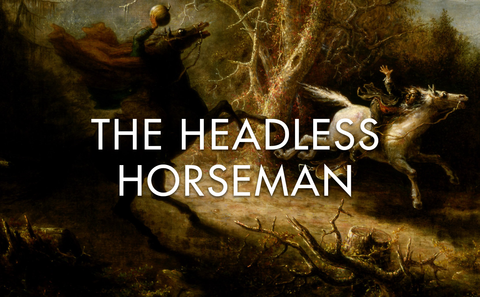 Read more about the article The Headless Horseman