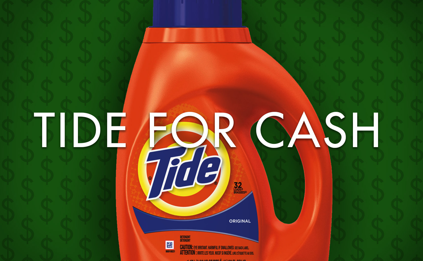 Read more about the article Tide for Cash