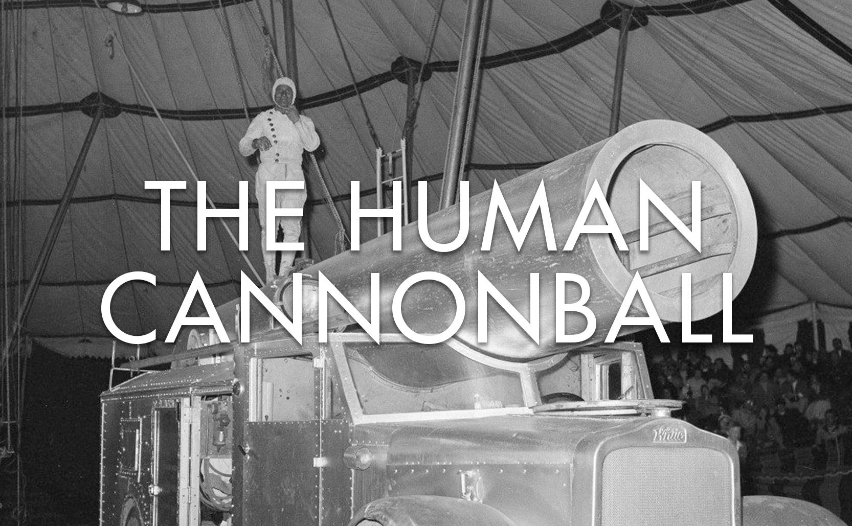 You are currently viewing The Human Cannonball
