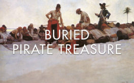 Buried Pirate Treasure