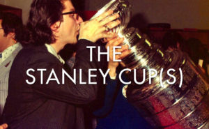 the Stanley Cups