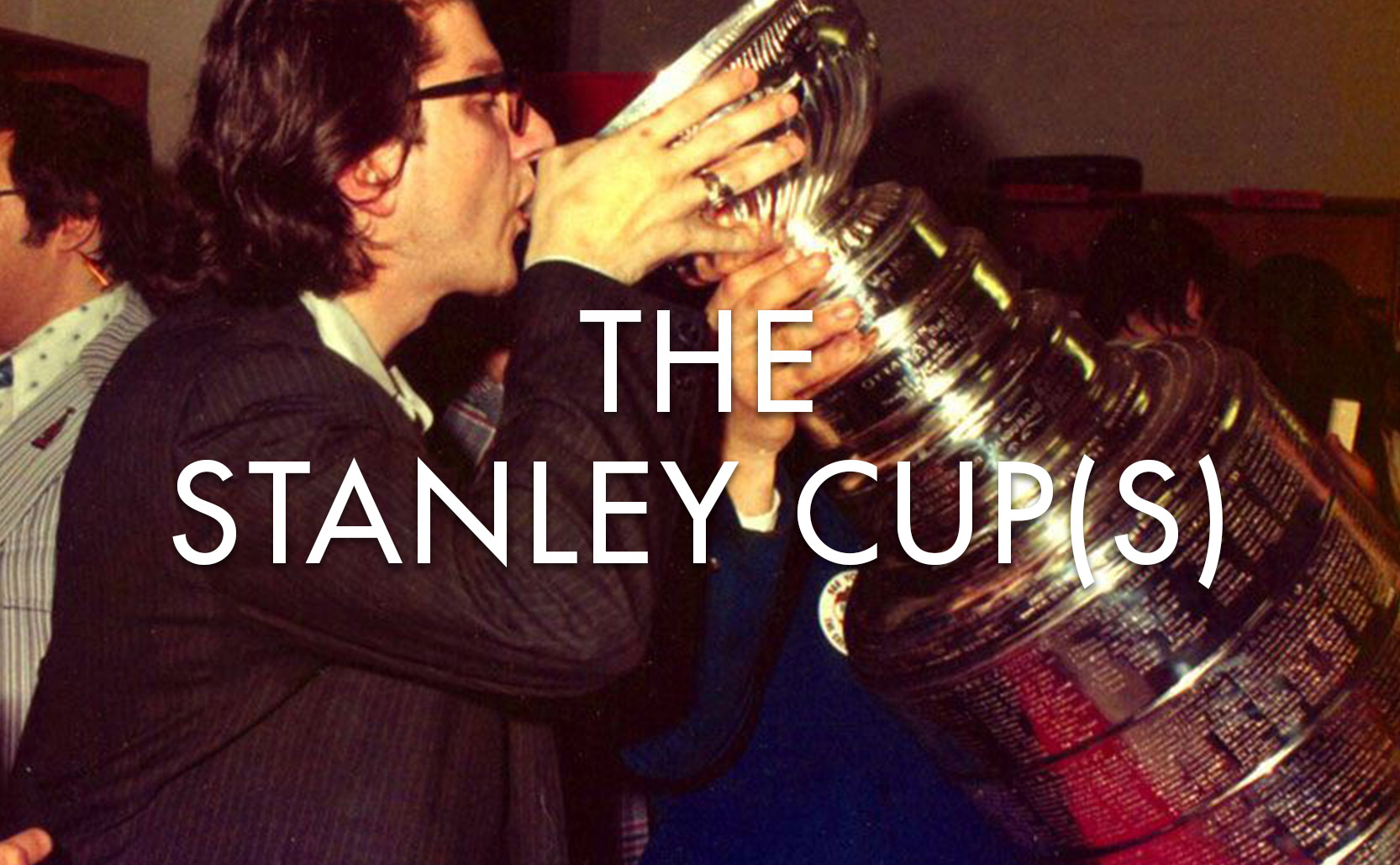 You are currently viewing the Stanley Cup(s)