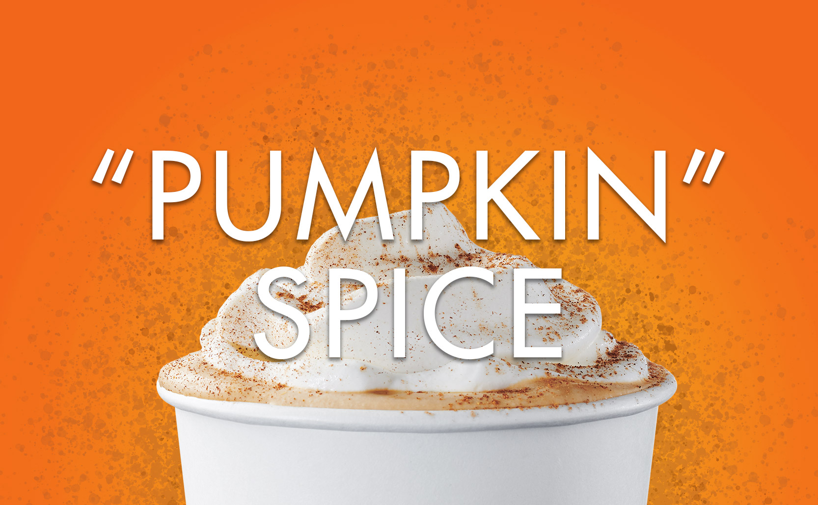 """You are currently viewing """"Pumpkin"""" Spice"""