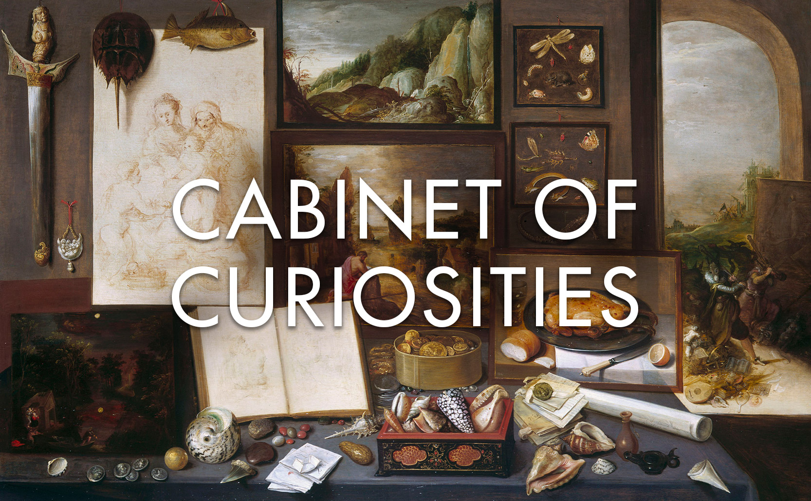 Read more about the article Cabinet of Curiosities